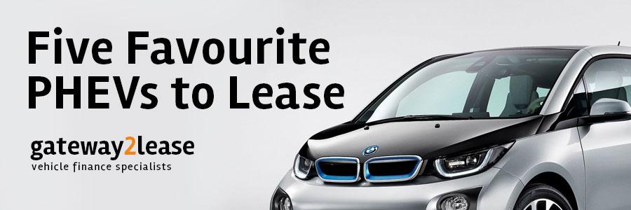 Five favourite PHEVs tp lease