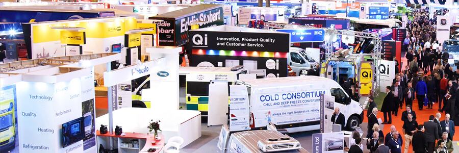 2017 Commercial Vehicle Show