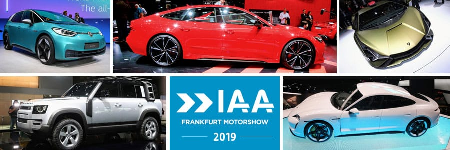 2019 Frankfurt Motor Show Review