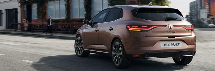 New Renault Mégane