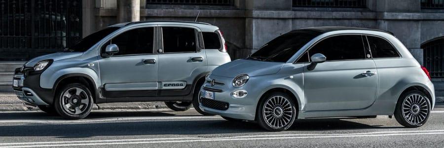 New Fiat Hybrids