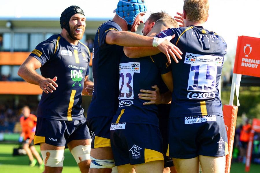 Gateway2Lease increases Worcester Warriors sponsorship