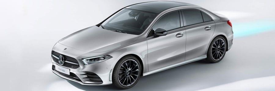 2019 Mercedes A-Class Saloon