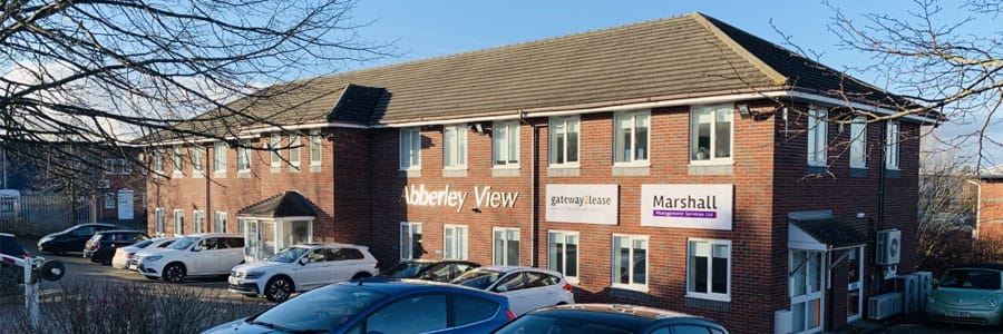 New office for G2L - Abberley View, Saxon Business Park, Bromsgrove