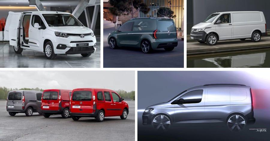 New Vans for 2020