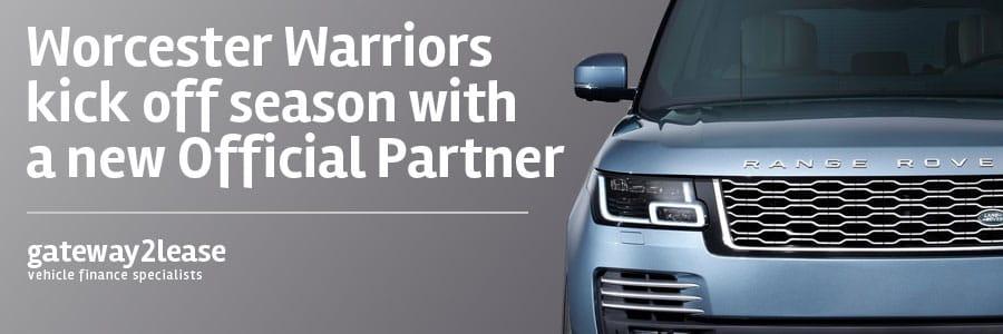 Worcester Warriors Official Partner