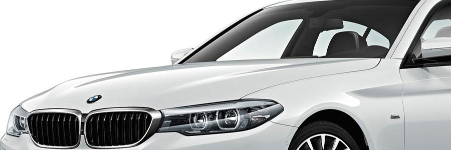2017 BMW 5-Series Saloon