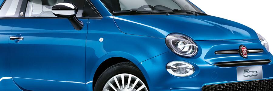 Fiat 500 Hatchback Mirror