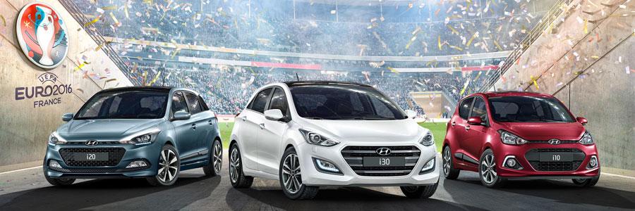 Hyundai Official Euro 2016 Sponsors