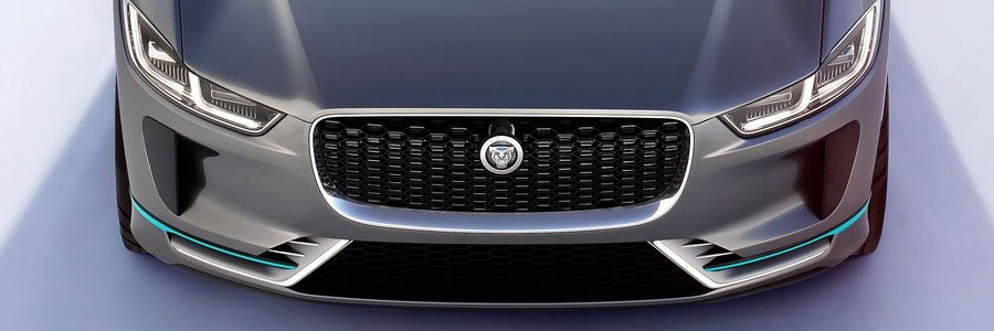 The Jaguar I-PACE concept