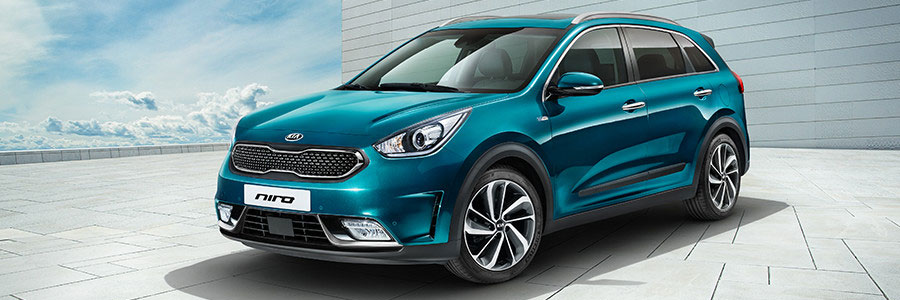 The all-new Kia Niro