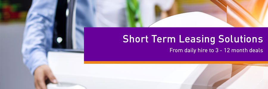 Short term leasing and daily hire from G2L