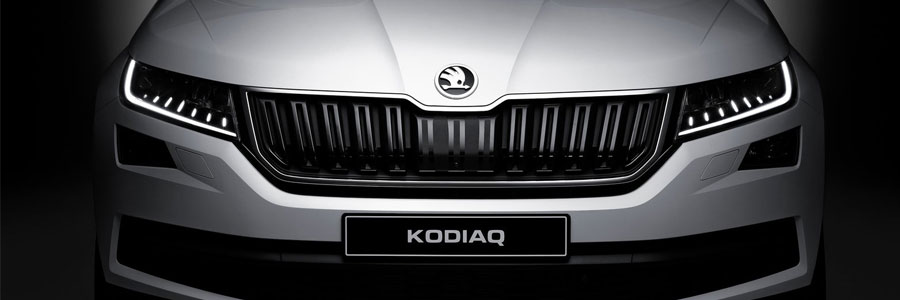 The all-new Skoda Kodiaq revealed
