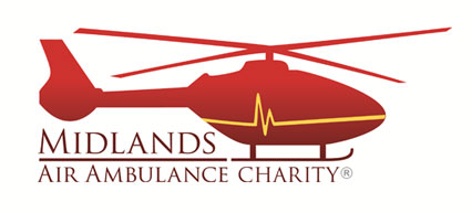 G2L are proud to be supporting the Midlands Air Ambulance