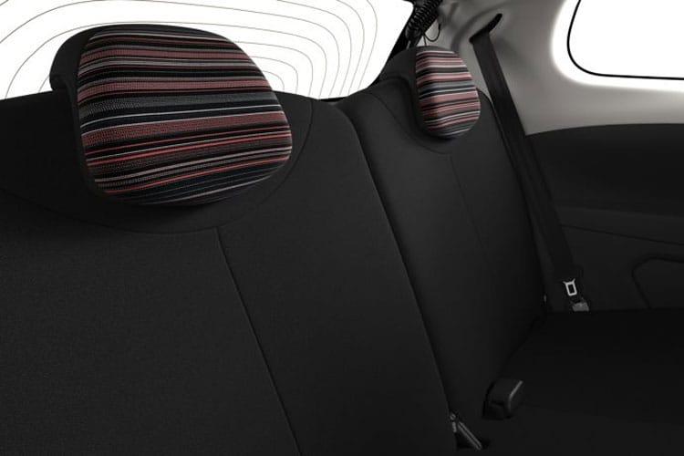 C1 3-Door Hatch Detail Image