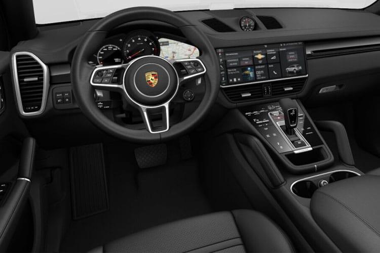 Cayenne Coupe Inside Image
