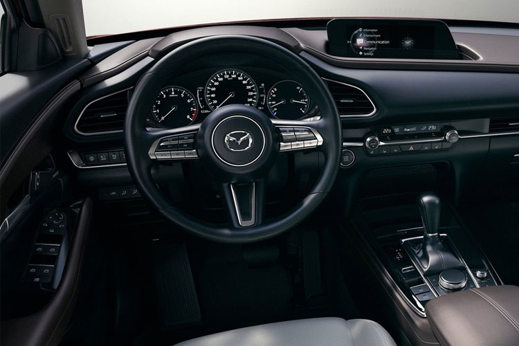 CX-30 Inside Image