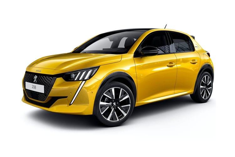 Peugeot 208 Hatch Car Lease Deals