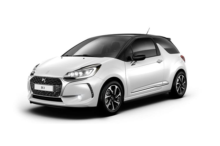 DS Automobiles 3 Hatch Car Lease Deals