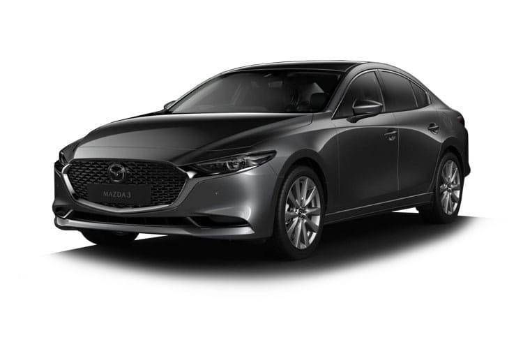 Mazda 3 Saloon Car Lease Deals