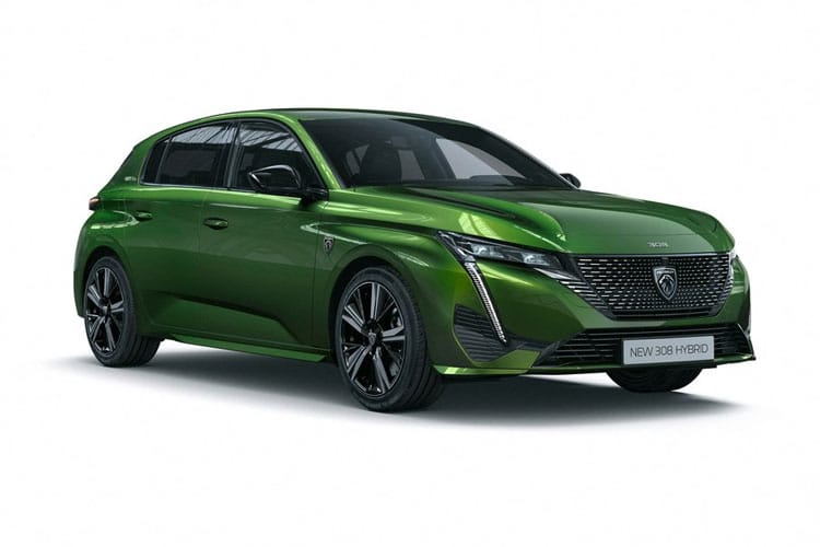Peugeot 308 Hatch Car Lease Deals