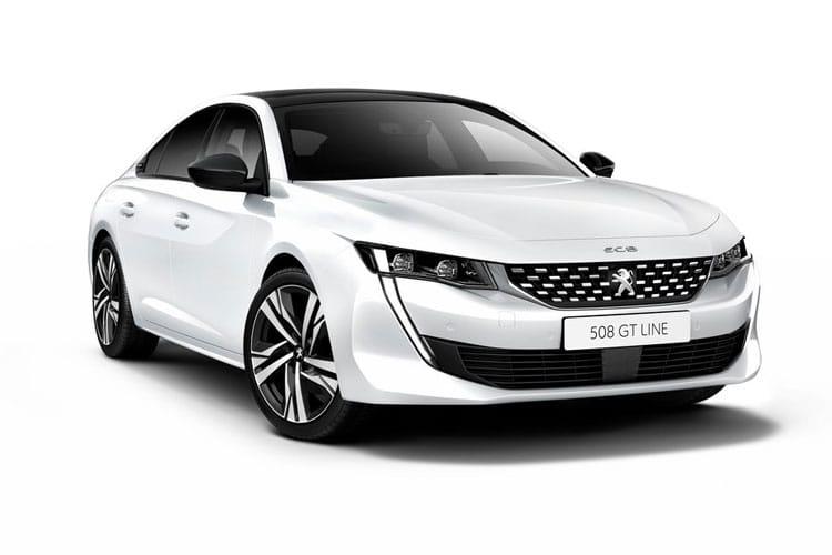 Peugeot 508 Fastback Car Lease Deals