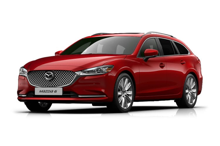 Mazda 6 Tourer Car Lease Deals