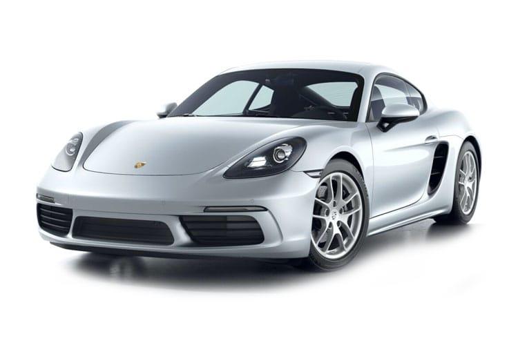 Porsche 718 Cayman Car Lease Deals