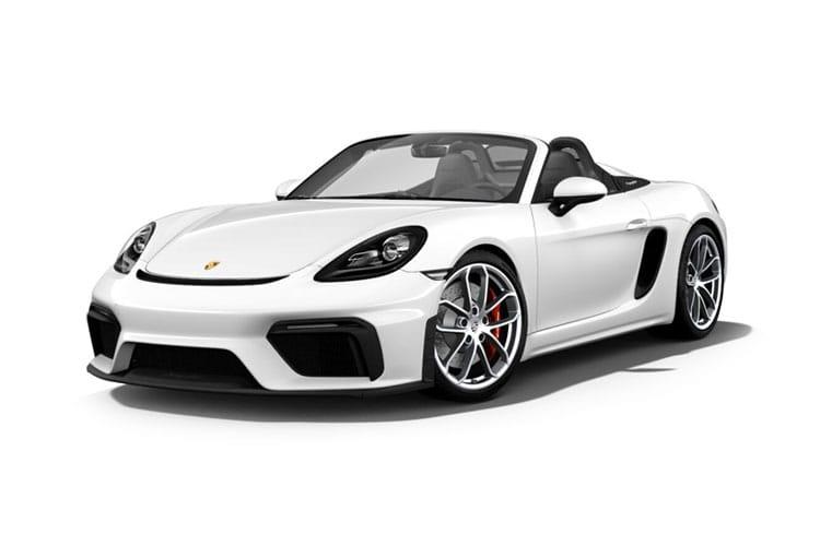 Porsche 718 Spyder Car Lease Deals