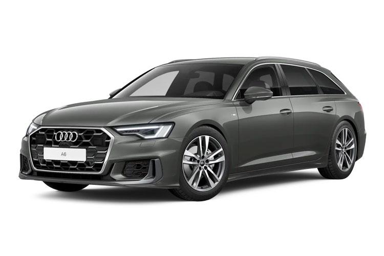 Audi A6 Avant Car Lease Deals
