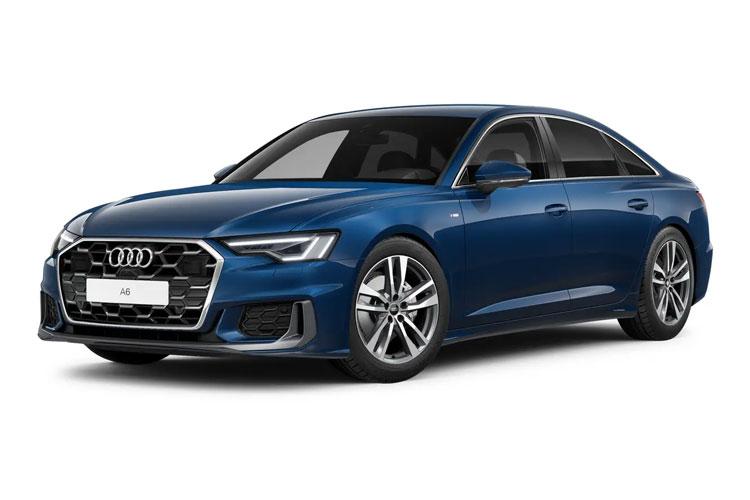 Audi A6 Saloon Car Lease Deals