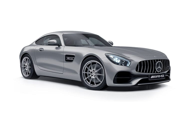 Mercedes AMG GT 2-Door Coupe Car Lease Deals