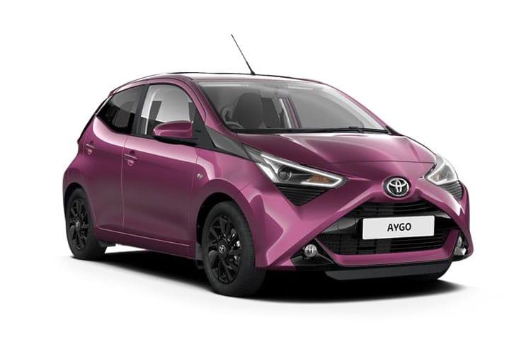 Toyota Aygo TSS Car Lease Deals