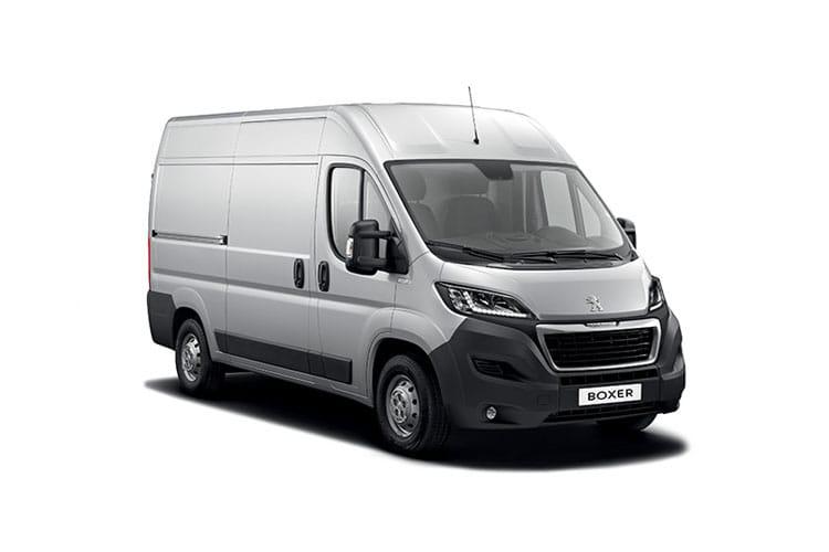 Peugeot Boxer Van Van Lease Deals
