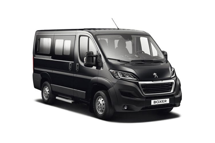 Peugeot Boxer Window Van Van Lease Deals