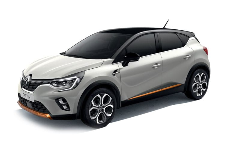 Renault Captur Car Lease Deals