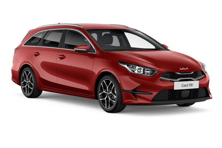 Kia ceed Sportswagon Car Lease Deals