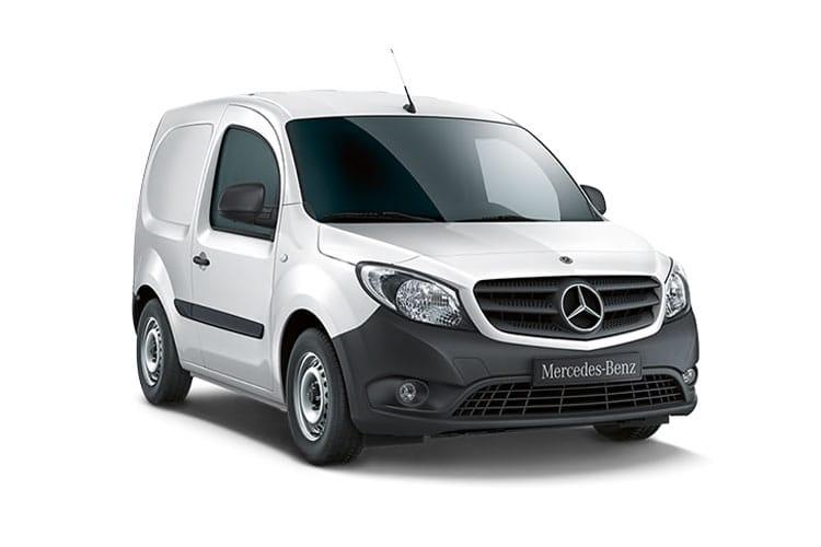 Mercedes Citan Van Van Lease Deals
