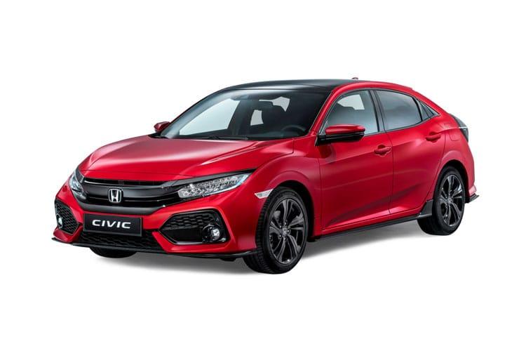 Honda Civic 5-Door Hatch Car Lease Deals