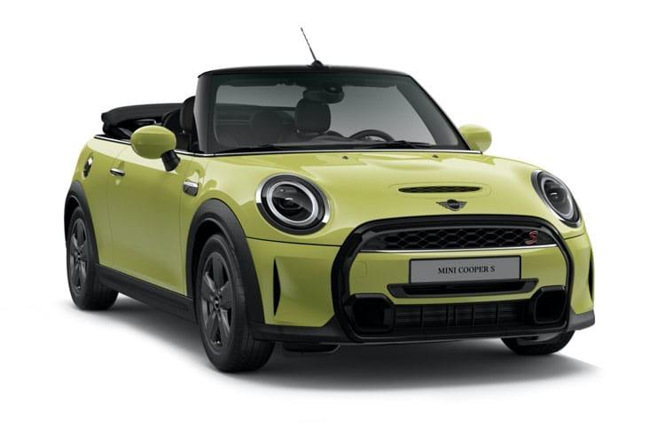 MINI Convertible Car Lease Deals