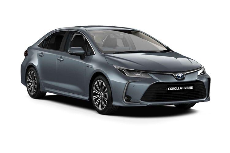Toyota Corolla Saloon Car Lease Deals
