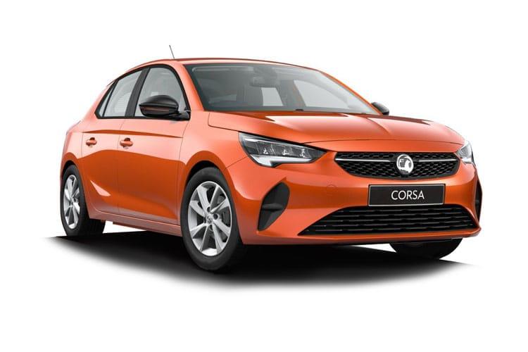 Vauxhall Corsa 5-Door Hatch Car Lease Deals