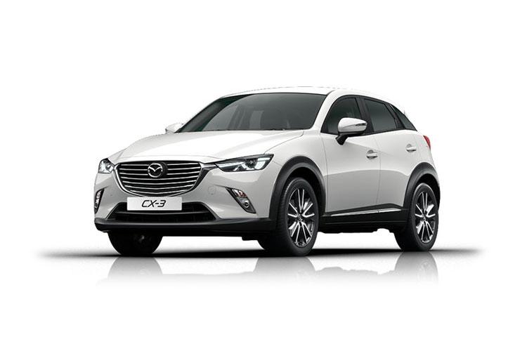 Mazda CX-3 Car Lease Deals