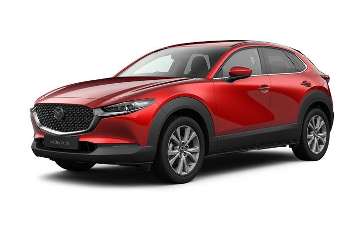 Mazda CX-30 Car Lease Deals