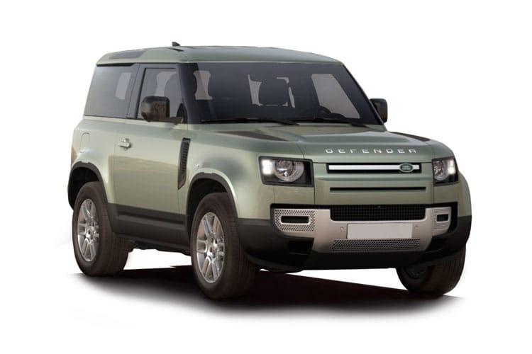 Land Rover Defender 3-Door Car Lease Deals