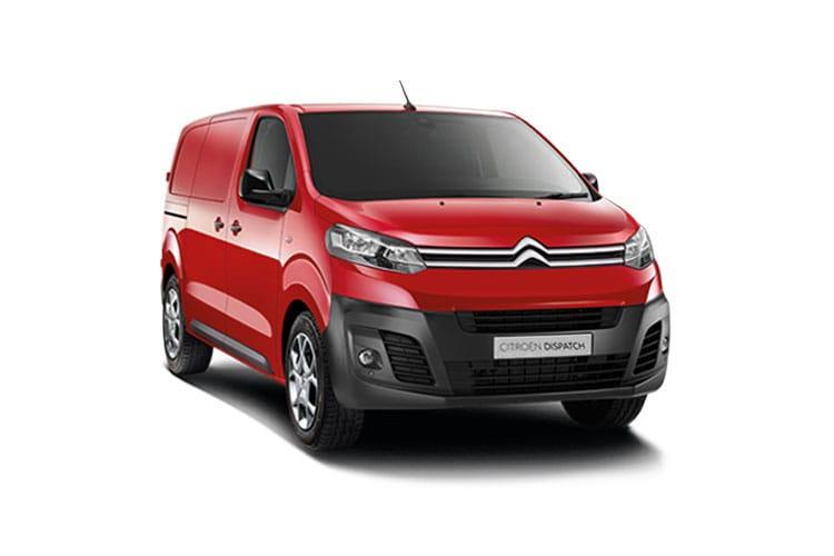 Medium Wheel Base Van Lease Offers