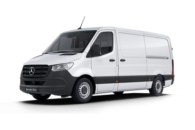 Mercedes eSPRINTER Medium Van Van Lease Deals