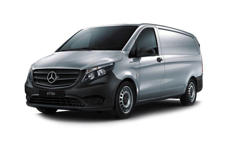Mercedes eVito Van Van Lease Deals