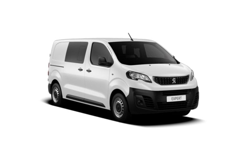 Peugeot Expert Crew Van Van Lease Deals
