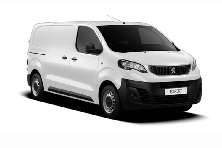 Peugeot Expert Van Van Lease Deals